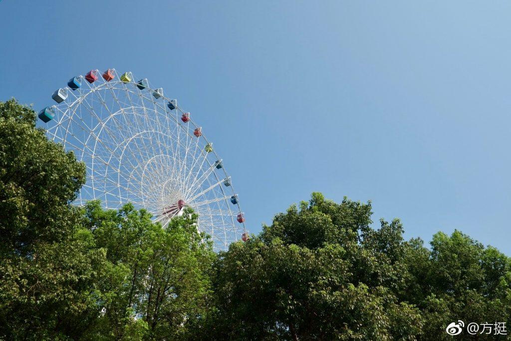 武汉中山公园摩天轮_浙江温州乐园摩天轮 | 寻找摩天轮的礼物